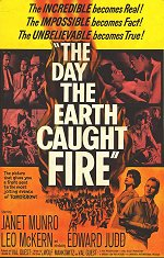 Der Tag, an dem die Erde Feuer fing