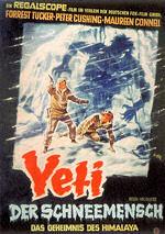 Yeti, der Schneemensch